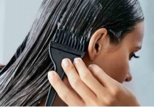 رنگ کردن مو (موهایت را نسوزان)