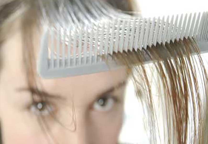 آسان ترین روش های جلوگیری از ریزش مو