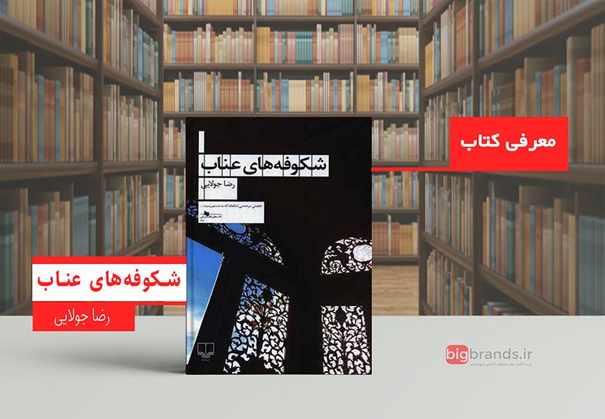 کتاب شکوفههای عناب اثر  رضا جولایی
